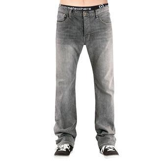 kalhoty pánské (jeans) HORSEFEATHERS - TRUCK LIGHT - GRAY DENIM