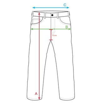 kalhoty pánské (jeans) HORSEFEATHERS - TRUCK LIGHT