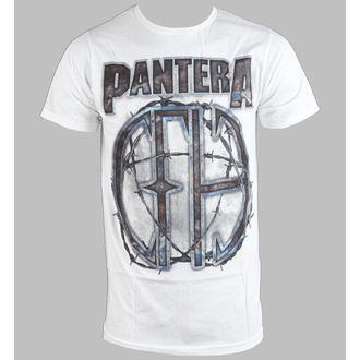 tričko pánské Pantera - 81 - White - BRAVADO - 31511254