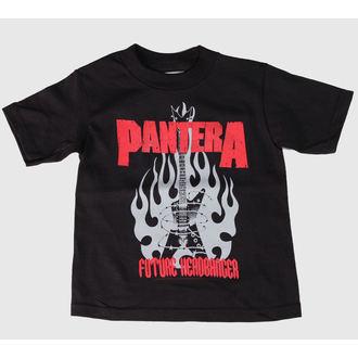 tričko dětské Pantera - Future Headbngr - Black - BRAVADO, BRAVADO, Pantera