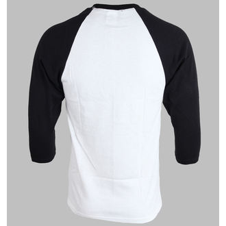 tričko pánské Ramones - President Seal - White - ROCK OFF - RAMBS01WB
