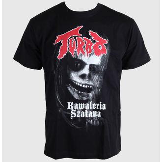 tričko pánské Turbo - Kawaleria Szatana - Black - CARTON, CARTON, Turbo