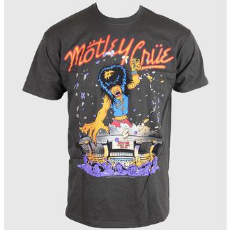 tričko pánské Mötley Crüe - Allister Kingkong - Grey - ROCK OFF, ROCK OFF, Mötley Crüe