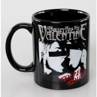 hrnek Bullet For my Valentine -  Skull Red Eyes Black - ROCK OFF - BFMVMUG01