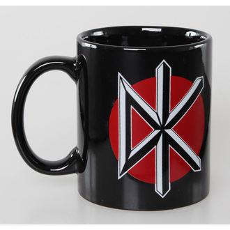 hrnek Dead Kennedys - Logo - Black ROCK OFF, ROCK OFF, Dead Kennedys