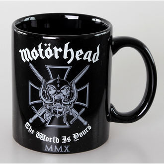 hrnek Motörhead -  Iron Cross - ROCK OFF, ROCK OFF, Motörhead