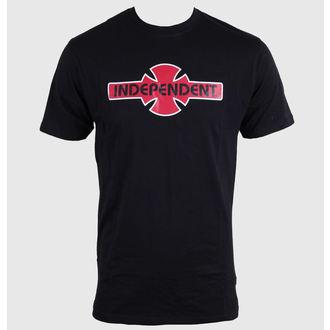 tričko pánské INDEPENDENT - TSOG BLACK