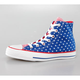 boty CONVERSE - Chuck Taylor All Star - Blue/White/Red
