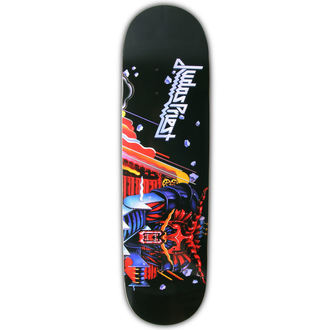 skateboard Judas Priest - Defender of the Faith - HLC - HBJP01-81