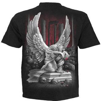 tričko pánské SPIRAL - TEARS OF AN ANGEL - BLK