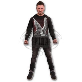 tričko pánské s dlouhým rukávem SPIRAL - TEARS OF AN ANGEL - BLK