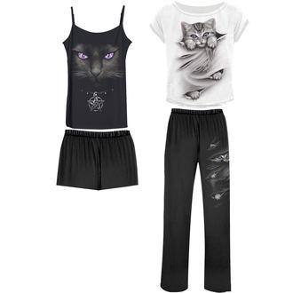 komplet na spaní dámský (pyžamo) SPIRAL - BRIGHT EYES, SPIRAL