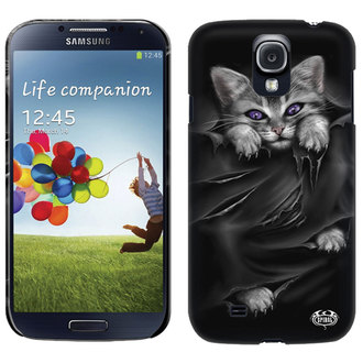 kryt na mobil SPIRAL - BRIGHT EYES - Samsung, SPIRAL