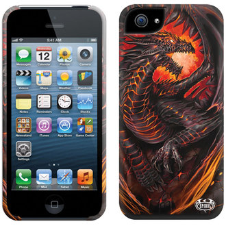 kryt na mobil SPIRAL - DRAGON FURNACE - Iphone, SPIRAL