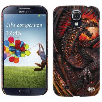 kryt na mobil SPIRAL - DRAGON FURNACE - Samsung, SPIRAL