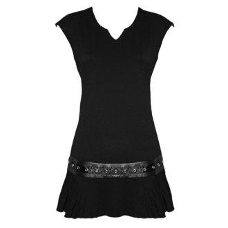 šaty dámské SPIRAL - Gothic Rock - BLK - P002F108