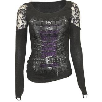 tričko dámské s dlouhým rukávem SPIRAL - WAISTED CORSET