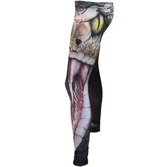 kalhoty dámské (legíny) SPIRAL - SNAKE EYE STUD - T090G456