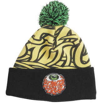 kulich SANTA CRUZ - Eyeball Bobble - Yellow/Black, SANTA CRUZ
