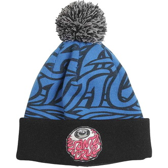 kulich SANTA CRUZ - Eyeball Bobble - Blue Black, SANTA CRUZ