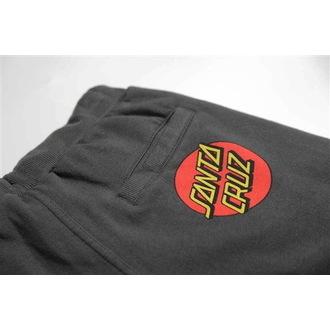 tepláky pánské SANTA CRUZ - Classic Dot Jog - Vintage Black, SANTA CRUZ