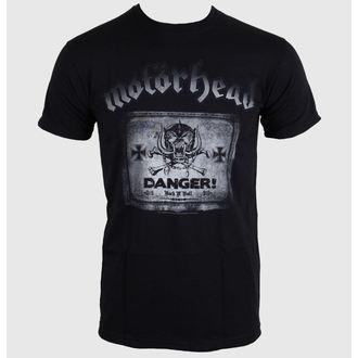 tričko pánské Motörhead - Danger - Black - ROCK OFF