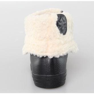 boty dámské zimní CONVERSE - Chuck Taylor All Star Knee-Hi - Black