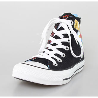 boty CONVERSE- The Simpsons - Chuck Taylor All Star - Black/Multi, CONVERSE