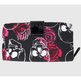 peněženka SULLEN - Rose Skull, SULLEN