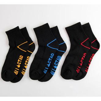 ponožky - set 3 párů - CONVERSE, CONVERSE