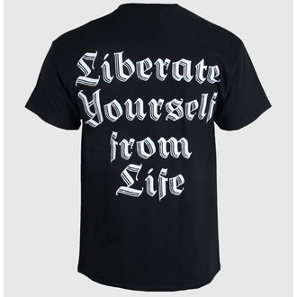tričko pánské Impaled Nazarene - Liberaze Yourself From Life - RAZAMATAZ, RAZAMATAZ, Impaled Nazarene