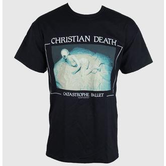 tričko pánské Christian Death - Catastrophe Ballet - RAZAMATAZ, RAZAMATAZ, Christian Death