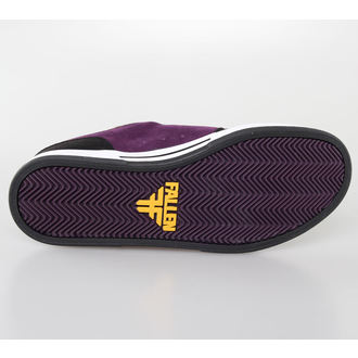 boty pánské FALLEN  - Patriot - Deep Purple/Dark Yellow