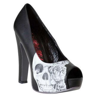 boty (střevíce) dámské METAL MULISHA - HEARTLESS PUMP - BLK
