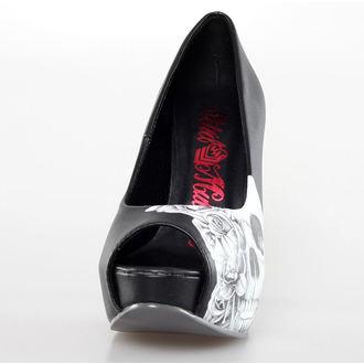 boty (střevíce) dámské METAL MULISHA - HEARTLESS PUMP