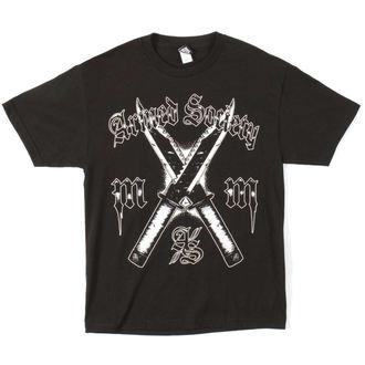 tričko pánské METAL MULISHA - STAB - BLK