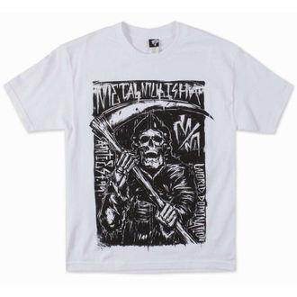 tričko pánské METAL MULISHA - FATHER - WHT