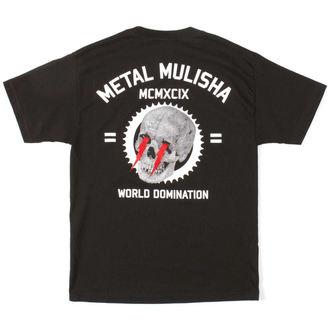 tričko pánské METAL MULISHA - VISION - BLK