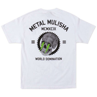 tričko pánské METAL MULISHA - VISION - WHT