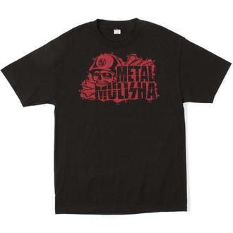 tričko pánské METAL MULISHA - DEAD ZONE - BLK