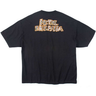 tričko pánské METAL MULISHA - STEALTH - BLK