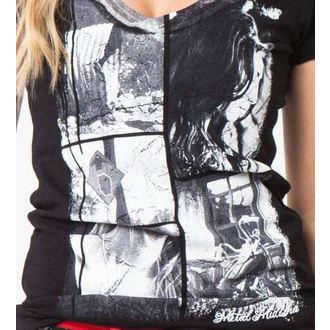 tričko dámské METAL MULISHA - ATTITUDE