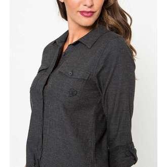 košile dámská METAL MULISHA - PAIGE - BLK