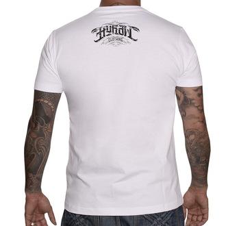 tričko pánské HYRAW - Punkshit - White