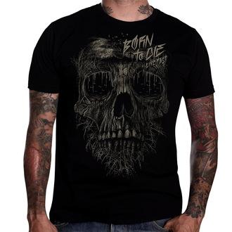 tričko pánské HYRAW - Born to die - HY018