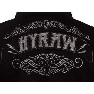 mikina pánská HYRAW - Black flag