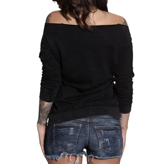 tričko dámské s dlouhým rukávem HYRAW - Horror