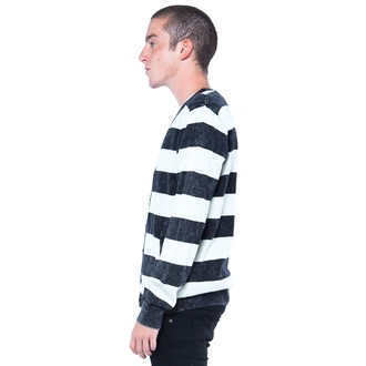 svetr (unisex) IRON FIST - STRIPED - BLACK, IRON FIST
