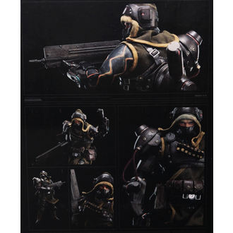 figurka Lost Planet - Mercenary - THRA-LOST-PT2