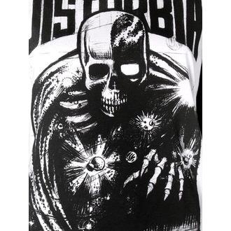 tričko pánské DISTURBIA - Doom - White